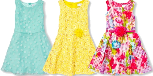 The Children's Place: 60% Off Sitewide + Free Shipping = Girl's Easter Dresses $13.98 Shipped