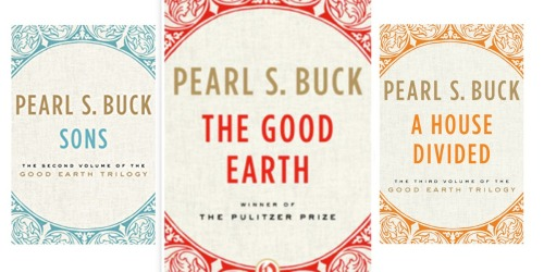 Amazon: Pulitzer Prize Winning The Good Earth Trilogy Kindle eBook Set Just $1.99 (Reg. $31.99)