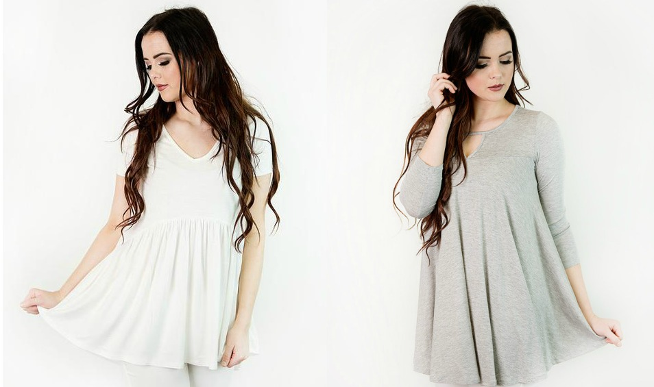 Cents of Style Tunics
