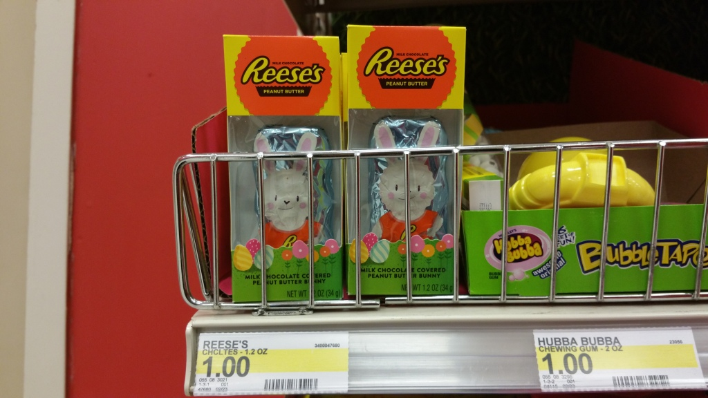 reeses bunny