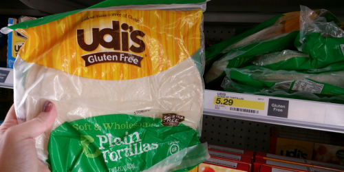 Target Shoppers! Save Over 50% On Udi's Gluten Free Tortillas