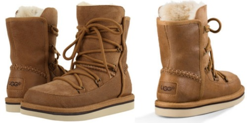 UGG Closet: 60% Off Select Boots = Kids' Eliss Boots Only $59.99 (Regularly $150) & More