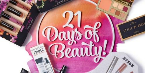 Ulta Beauty: 50% Off Tarte Liner, Stila Mascara & Origins Face Wash