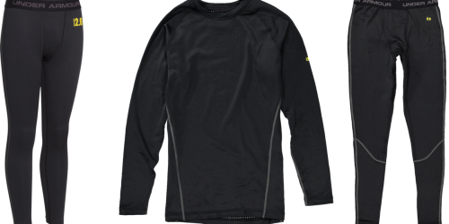 REI Garage: Extra $20 Off $100 = Inexpensive Under Armour Apparel For The Family
