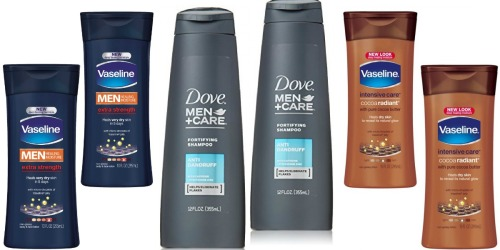CVS: Score $27 Worth of Dove & Vaseline Products for Just $4 (After ExtraBucks Reward)