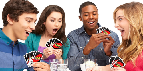 Amazon: Uno Card Game Only $2.86 (Add-On Item)