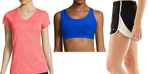 JCPenney.com: Nice Deals on Workout Apparel
