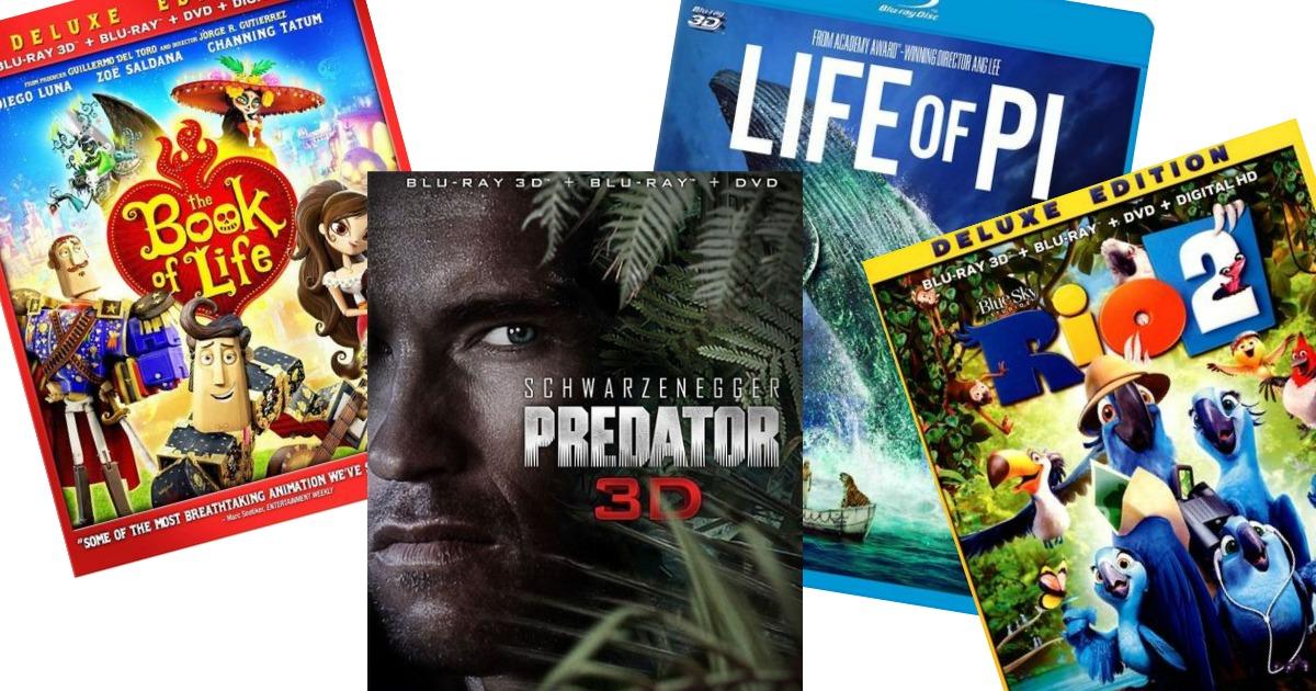 Beste 3d Blu Rays