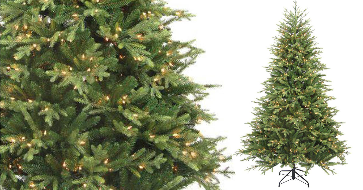 Home Depot: 7.5 Foot Artificial Christmas Tree ONLY $69.75