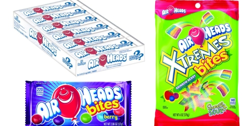 Amazon: 36 Easter Airheads Candy Bars Only $5.46 Shipped (Just 15¢ Per Bar) + More Airheads Deals