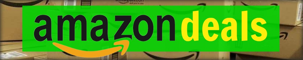 Amazon Deals Banner