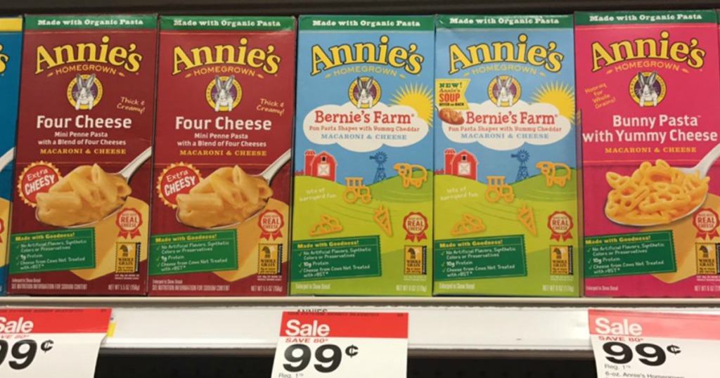 Annie's Mac & Cheese Pasta at Target