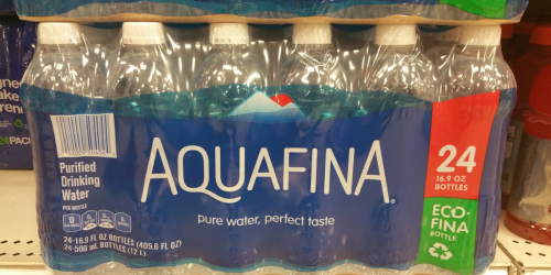 Target Shoppers! Save BIG on Aquafina Water Bottles, Pepsi, Keebler & More