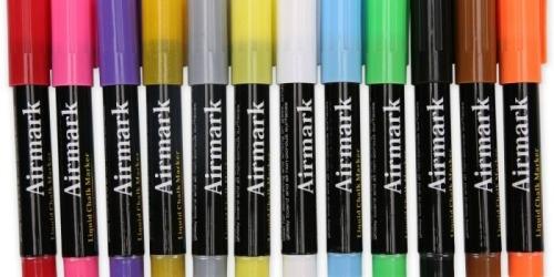 Amazon: 12 Chalk Markers AND 36 Chalkboard Labels Only $11.16 & More Deals