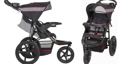 Walmart: Baby Trend Expedition Jogger Stroller Only $49.88 Shipped (Regularly $85.97)