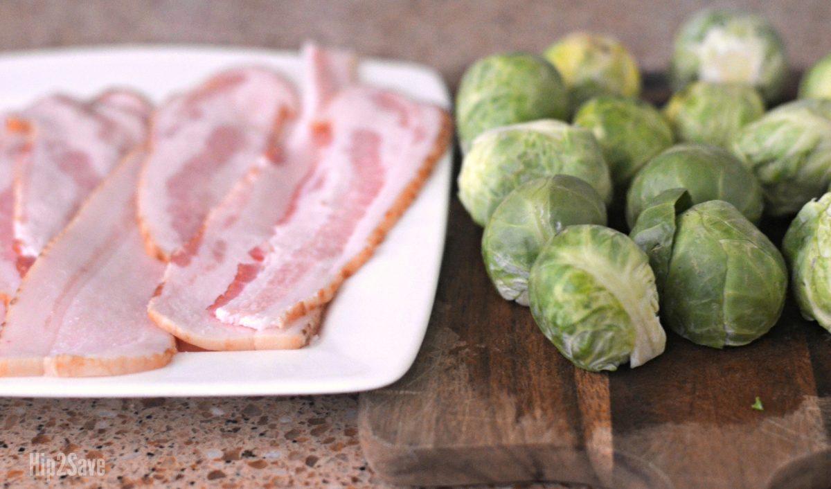 keto bacon wrapped appetizer