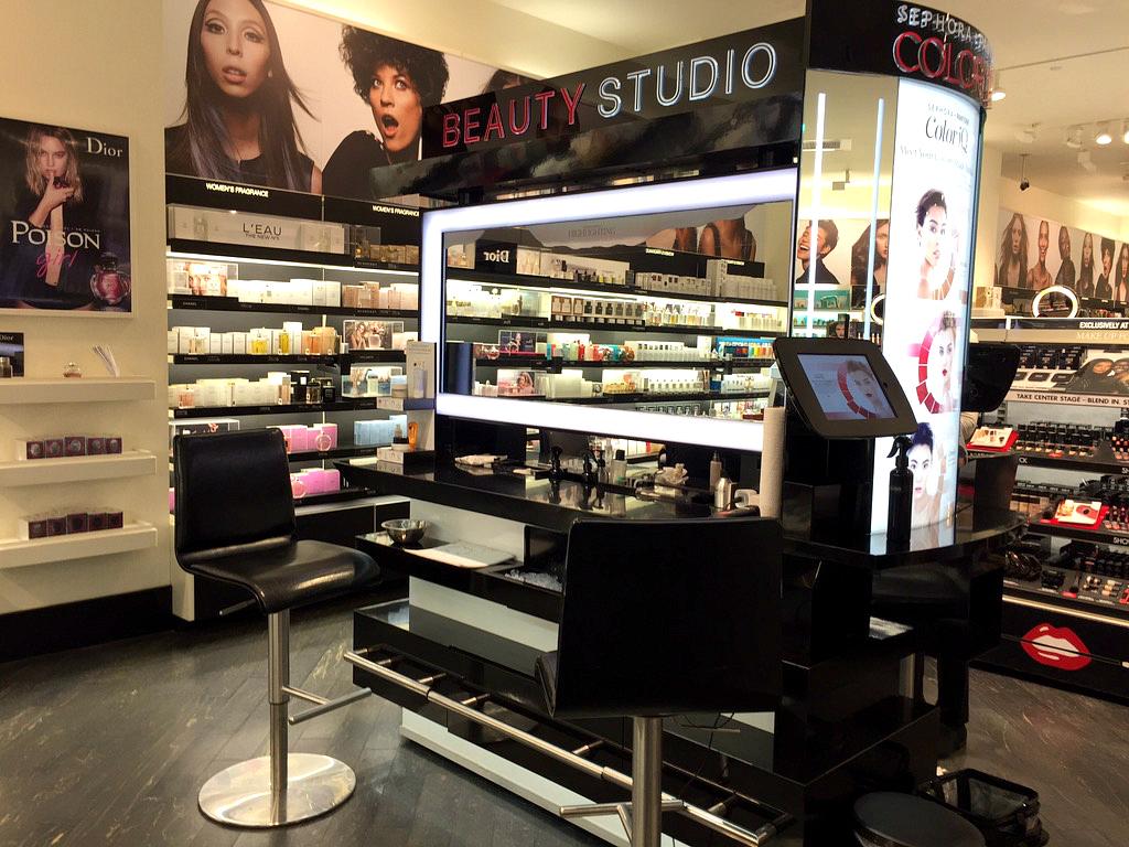 Sephora Beauty Studio