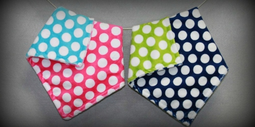 Bebe Bella Designs Sale: 75% Off Bibs, Burpies, Blankees & More (Great Baby Shower Gifts)