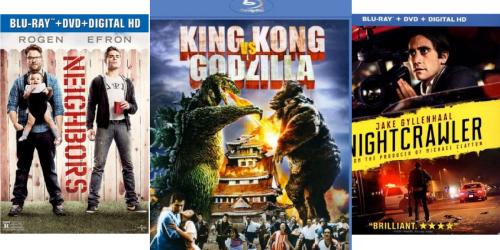 Best Buy: Blu-Ray Movies Only $4.99 (Neighbors, King Kong Vs. Godzilla & More)