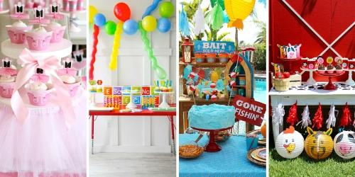 15 Kids' Birthday Party Themes You'll Want to Pin