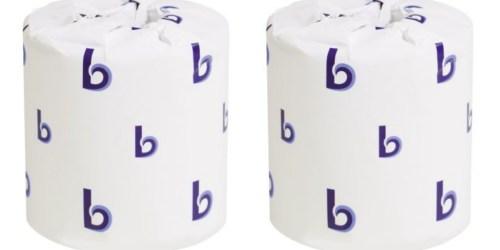 Amazon: Boardwalk 2-Ply Bath Tissue 96-Rolls Only $24.60 (Just 25¢ Per Roll!)