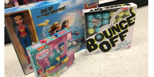 Target Shoppers! Score $60 Worth Of Toys & Games for ONLY $18