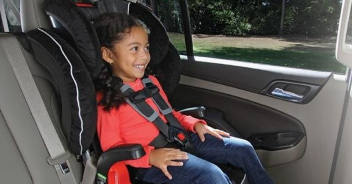 Amazon Britax Frontier ClickTight Harness 2 Booster Car Seat ONLY 199 Shipped