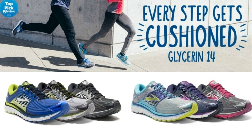 Brooks Glycerin 14 Running Shoes ONLY $89.98 Shipped (Regularly $149.99)