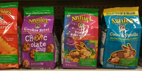 Target: Annie's Bunny Grahams Only $1.04 + More Cheap Annie's Snacks