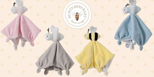 Burt's Bees Baby Lovey Only $4.25 (Regularly $14.95)