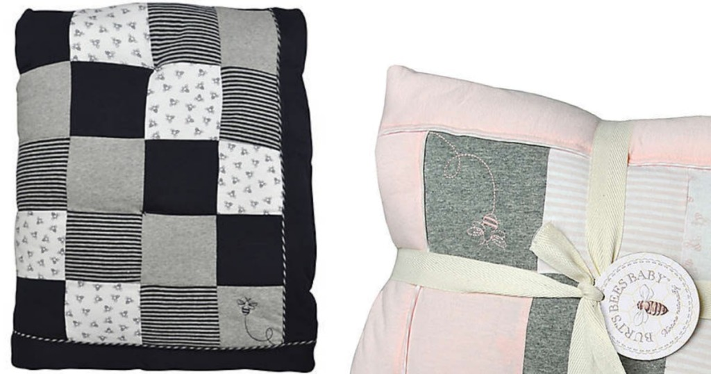 Burt's Bees Baby Quilts