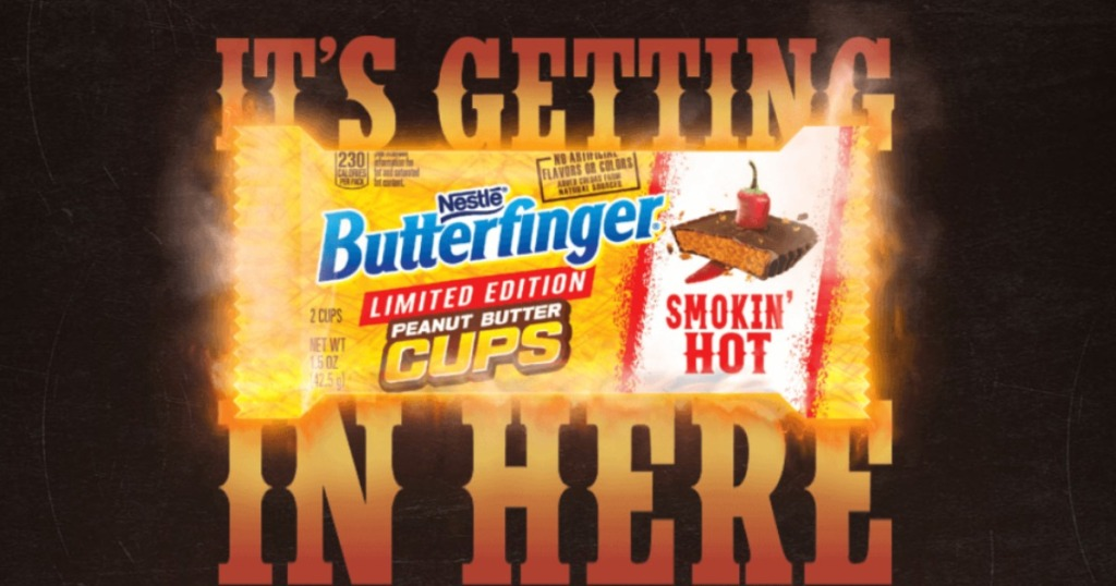 Butterfinger Smokin' Hot Sweepstakes