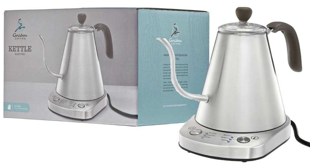 Caribou Coffee Kettle