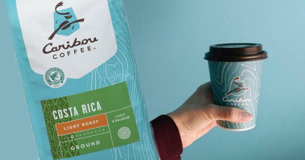 Caribou Costa Rica Ground Coffee