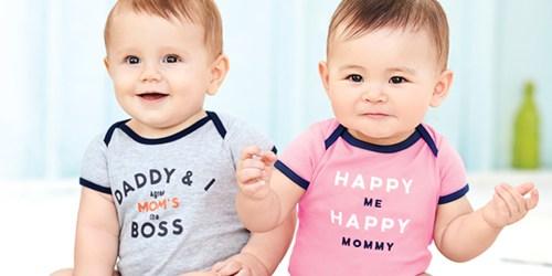 HUGE List of Baby Deals & Freebies