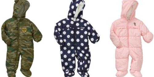 Walmart.com: Carter's Newborn Puffer Outerwear ONLY $4 (Regularly $19.97) + More
