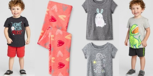 Target.com: 11 Cat & Jack Toddler Clothing Items $42.50 Shipped (Only $3.86 Each!)
