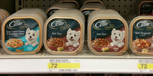 NEW $2/10 Cesar Single Trays Coupon = ONLY 47¢ Per Tray At Target