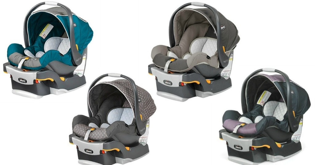 Here Are A Few Deals You Can Score Chicco KeyFit 30 Infant Car Seat