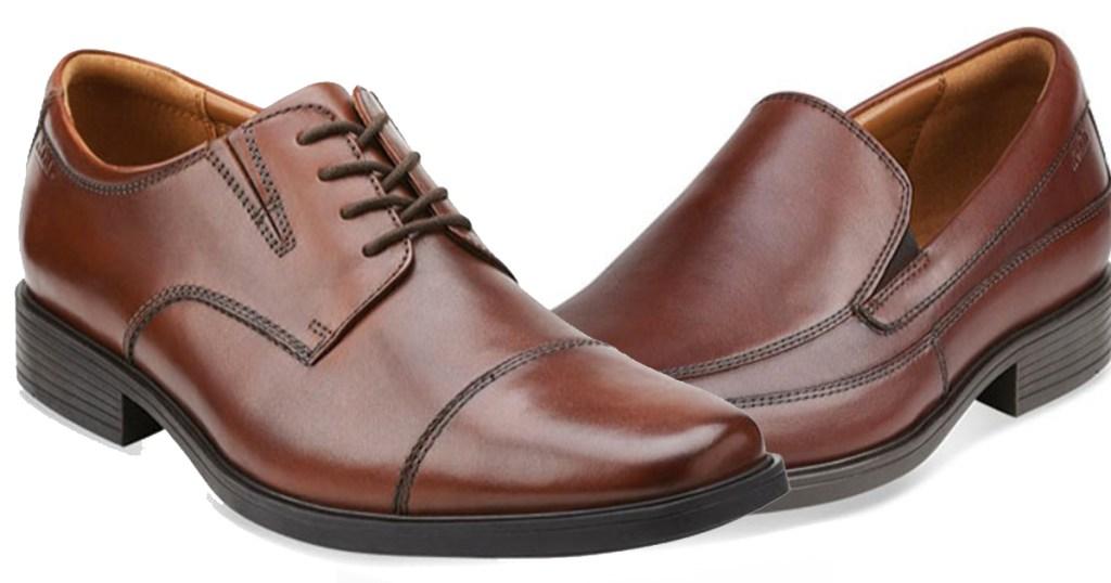 Clark Mens Dress Shoes