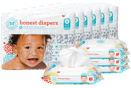 The Honest Co Diapers