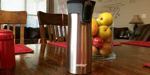 Amazon: Contigo 20 Ounce Travel Mug Only $12.59 (Best Price!)