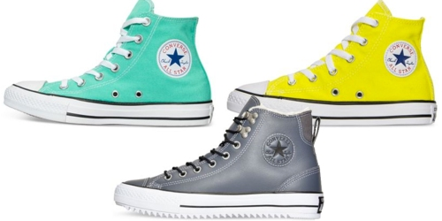 Macy's: Men's & Women's Converse Sneakers Only $29.98 Shipped (Regularly $74.99)