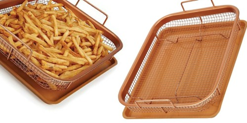 Kohl's Cardholders: As Seen On TV Copper Chef Crisper Only $13.99 Shipped (Reg. $29.99)
