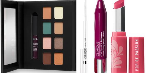 NYX Pro Lip & Eye Set Only $10 Shipped + More BIG Savings on Cosmetics