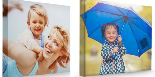 CVS Photo: 50% Off Entire Order = 8×10 Canvas Print Just $10 (Regularly $19.99) + More