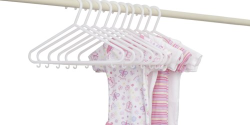 Target.com: Delta Baby Clothing Hangers 10 Pack Just 89¢