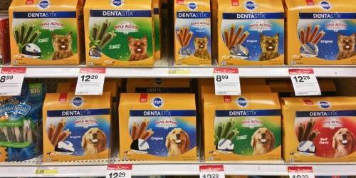 Target: Nice Buys on Pedigree Dentastix Dog Treats