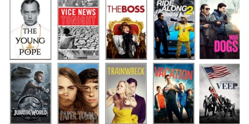 Dish, DIRECTV & More: Free HBO & Cinemax (This Weekend Only)