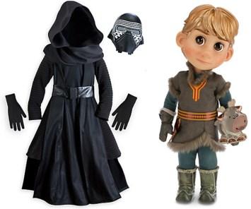 Disney Kylo Ren Costume